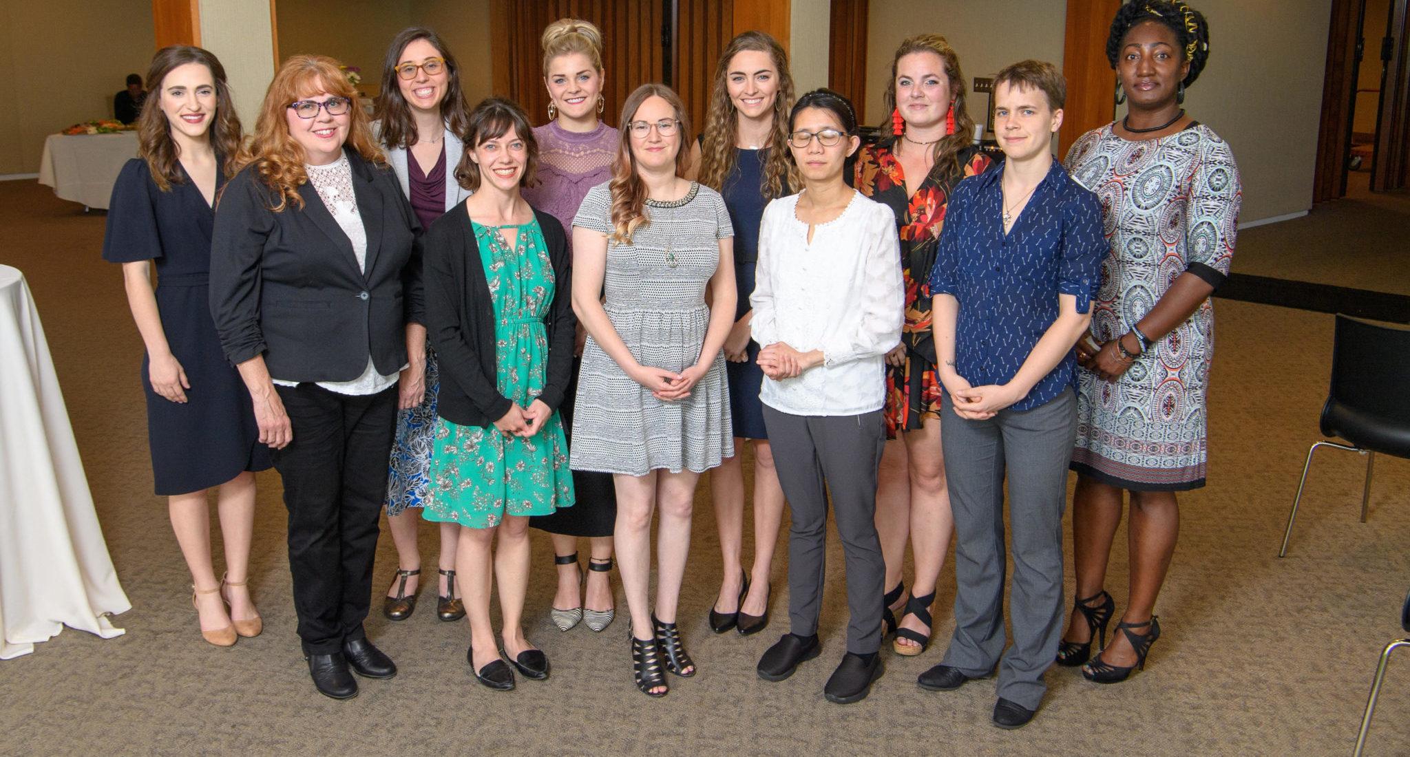 Tulsa Schweitzer Fellowship celebrates leadership and community service
