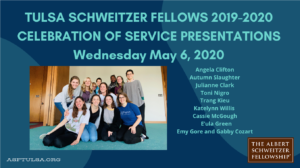 2020 Celebration of Service Fellow Presentations