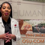 Cohort 5 Fellow Erin Jackson receives Tulsa Osteopathic Medical Society Scholarship, highlights Schweitzer Fellowship in video